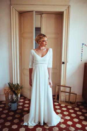 robe de mariée Lina Elsa Gary