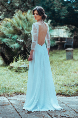 robe de mariée tentation elsa gary